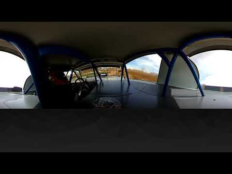 Brett McDonald 360fly Lernerville Speedway Practice 4/13/19