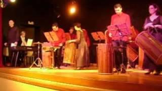 Concert à Belcodene, Académie du Tambourin, 1er février 2014, au profit de M.C.C.
