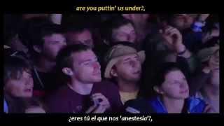 Arctic Monkeys Brianstorm Inglés Y Español
