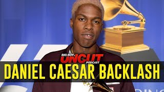 People Want To Cancel Daniel Caesar & Mike Trout's New Contract