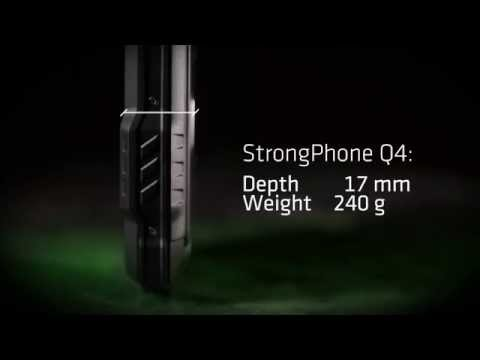 EVOLVEO StrongPhone D2 & StrongPhone Q4