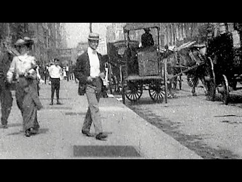 City Walk: Walks of Life: 1901 New York