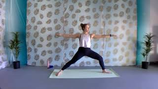 Yoga flow for Detox
