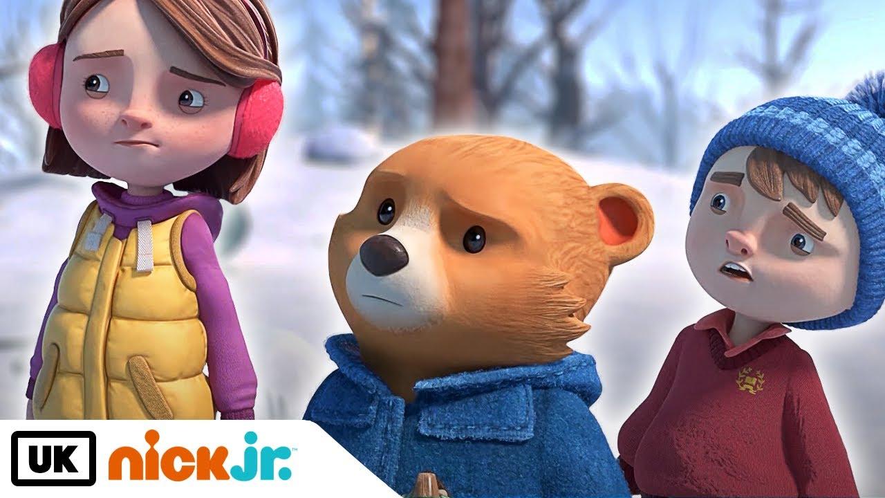 Download The Adventures of Paddington   Paddington's First Snow   Nick Jr. UK