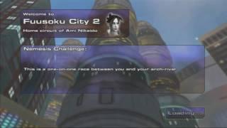 Quantum Redshift - Fuusoku City 2 (Ami Nikaido