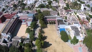 Our Lady Of Fatima Convent School, Patiala with DJI Phantom Vision 2 +