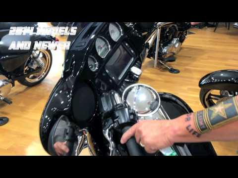 How To Put Your Harley-Davidson® Motorcycle In Transport Mode