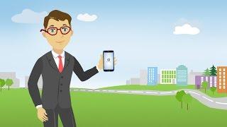 Промо-ролик по продукту «Агент Плюс: Мобильная торговля»