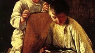 Сказки картинной галереи - Алескей Венецианов (87 серия) (Уроки тетушки Совы)