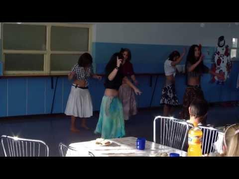 Mikuláš v našej škole 2013 - RC Čerenčany 1.časť
