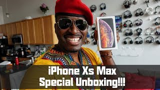 iPhone Xs Max Special Unboxing // Colonel Singala