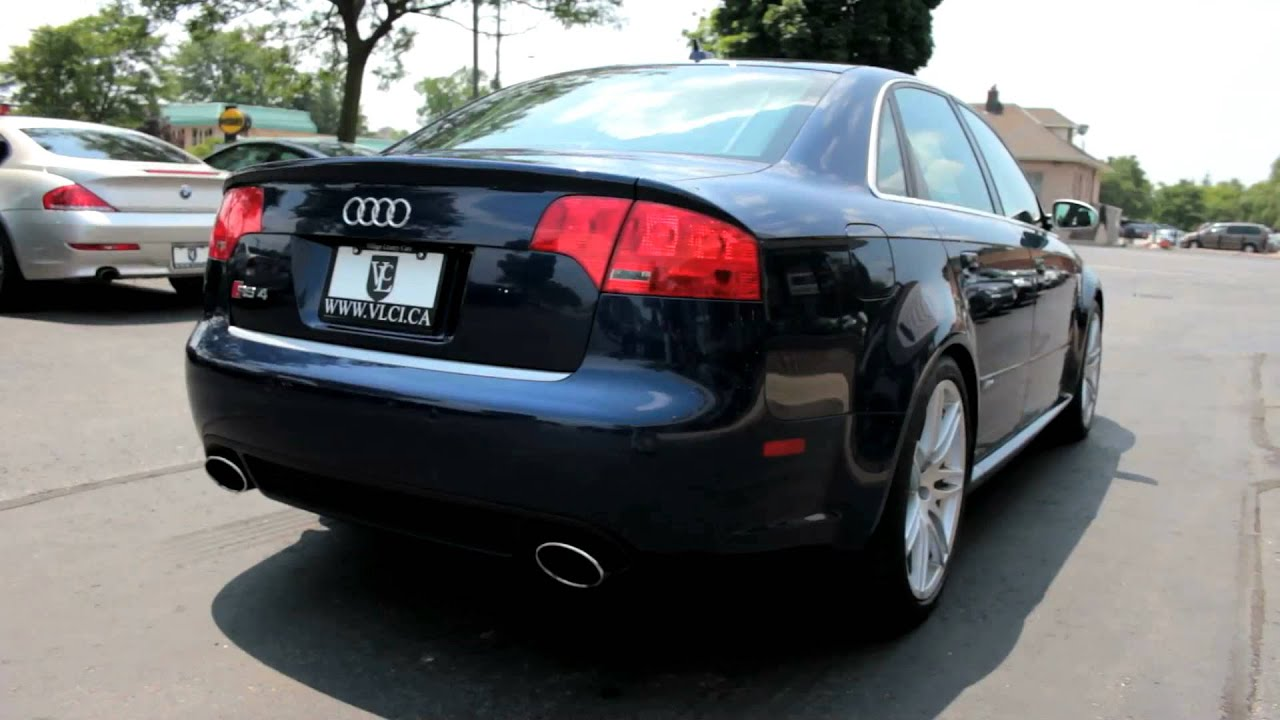 2008 audi rs4 village luxury cars [ 1280 x 720 Pixel ]