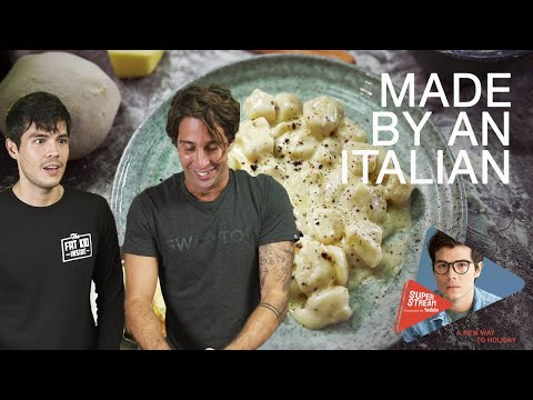 EASY GNOCCHI RECIPE | Cooked By Gianni Grifoni