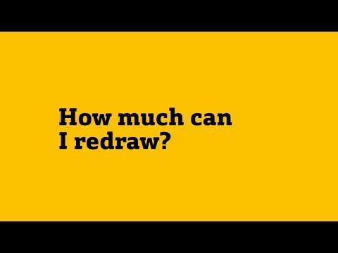 A Guide To Redraw On Your Loan