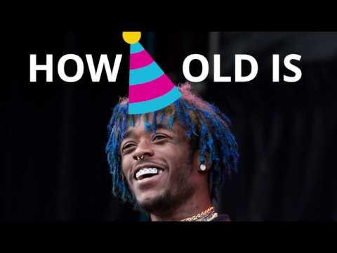 How Old Is Lil Uzi Vert? 🍰🎈