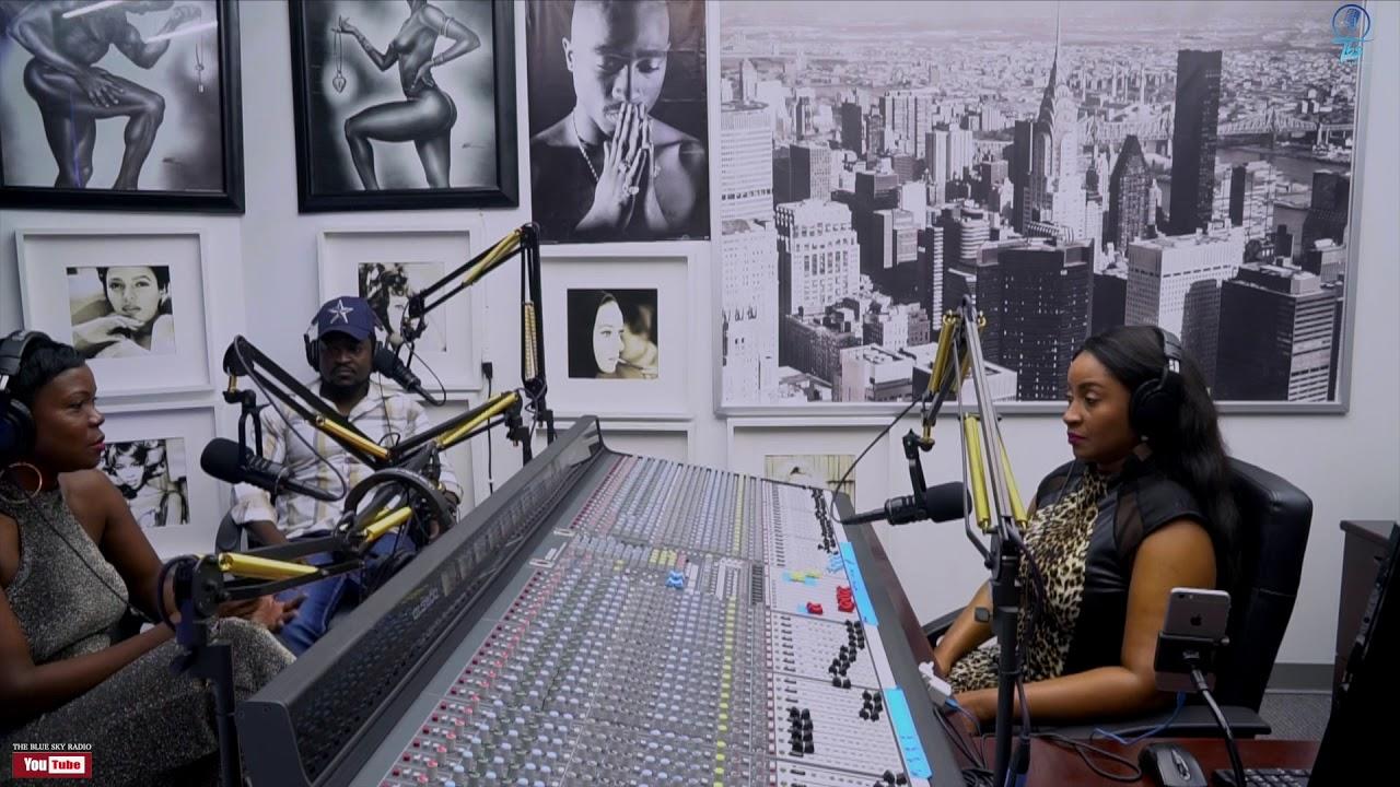 THE BLUE SKY RADIO - Miss Tanga Talk Show ( With Ms Kemmy )