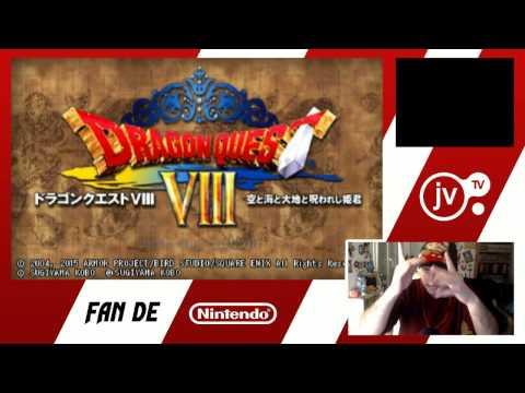 [NintendoFAN#10] Dragon Quest VIII 3DS
