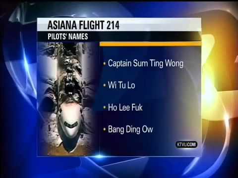 Captain Sum Ting Wong (Captain Something Wrong)