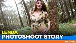 DJ LENDA di Behind the Scenes Photoshoot - Male Indonesia | Model Seksi Indo