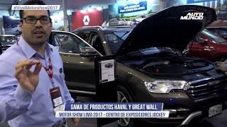 Haval en el Motor Show Lima 2017