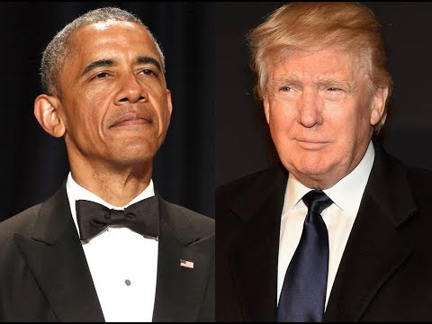 Tax-Funded Vacas: Trump Vs Obama