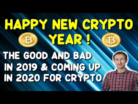 CRYPTOCURRENCIES 2020 | The Good and Bad in 2019