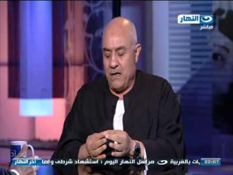 اخر النهار - القطن المصري لا يجد من يشترية .. مع ا/ محمد ب�...