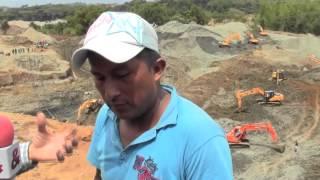 Pare Bola Minería ilegal en Santander de Quilichao