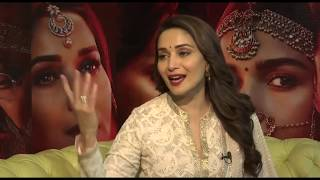 Catch Madhuri Dixit Talk About Her Film 'Kalank'