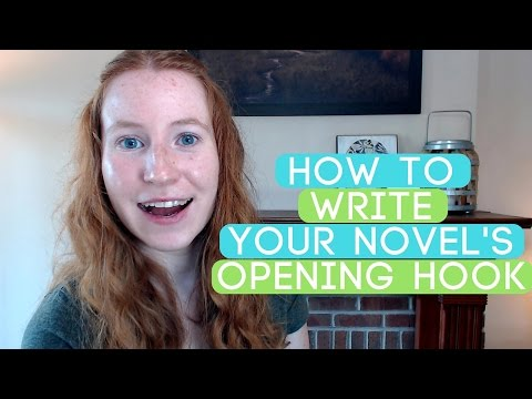 How to Write a Novel Opening that Hooks Readers