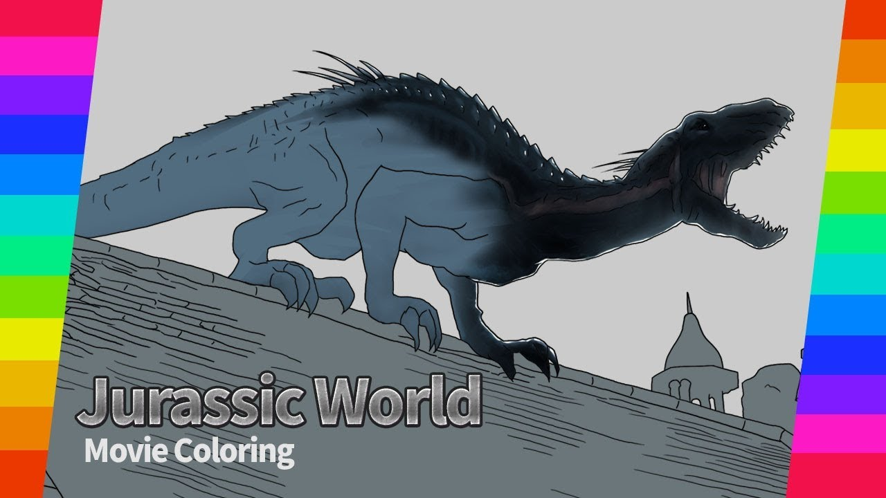Scary dinosaur coloring pages Scary dinosaurs colouring pages ... | 720x1280