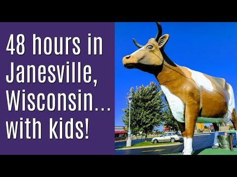 Things to Do in Janesville, Wisconsin || Family Travel