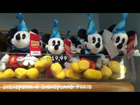 Disneyland Paris New Century Notions Shop 3/4 ALL PRICES DisneyOpa