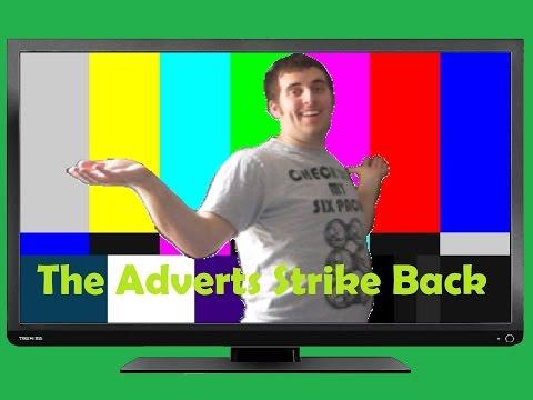 Dalek44 - The Adverts Strike Back