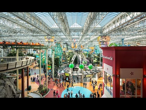 Mall of America, Minneapolis, USA - Unravel Travel TV
