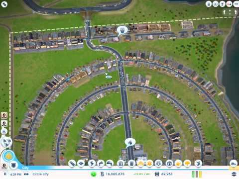 SC5 Halby SimCity 5 (2013) #8 Let's Play (circle of pop)