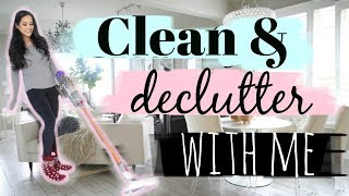 Clean & Declutter With Me For The New Year! MissLizHeart