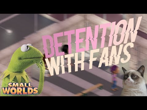 SMALLWORLDS GIVING US DETENTION