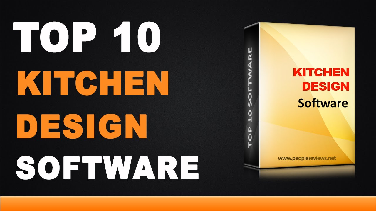 Best kitchen design software top 10 list youtube Kitcad kitchen design software