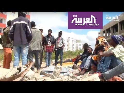 مخاوف من انتشار أمراض خطيرة بعد موجة نزوح كبيرة إلى الجزائر  - 23:21-2017 / 7 / 25