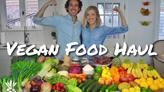 Vegan Food Haul: Our Whole Foods Plant-based Grocery Shopping Trip