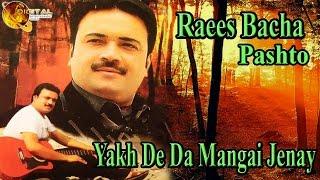 Yakh De Da Mangai Jenay   Pashto Singer Raees Bacha   HD Video