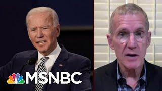 Gen. McChrystal Endorses Joe Biden For President | Morning Joe | MSNBC