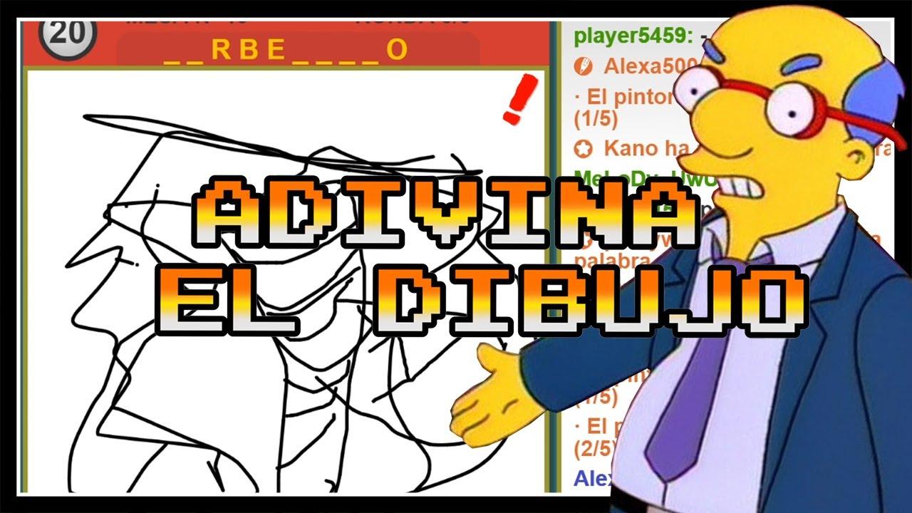ADIVINA EL DIBUJO #2