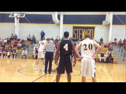 Jackson White 6-8 F, Class of 2014, The Steward School (Junior Year)