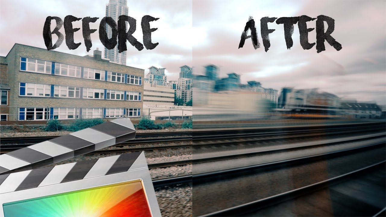 photoshop how to add motion blur
