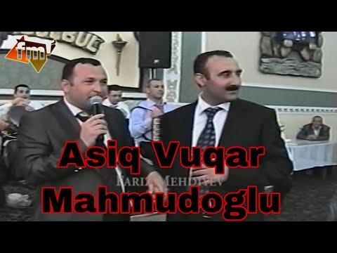 Asiq Vuqar Mahmudoglu - Xaliq Mahnilari (popuri) Resid Kamiloglu, Habil Sinixli