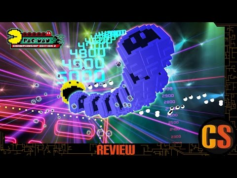 PAC-MAN CHAMPIONSHIP EDITION 2 - PS4 REVIEW