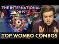 WOMBO COMBOS that made The International 2019 SO EPIC — Closed Qualifiers