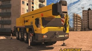 Construction Excavator Sim 3D - Android Gameplay HD